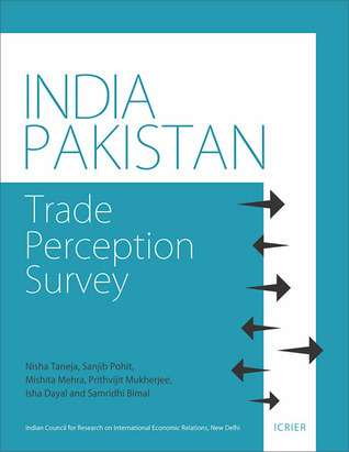 India-Pakistan: Trade Perception Survey  by  Samridhi Bimal