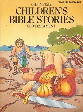 Childerns Bible Stories: Old Testament  by  M. Baron