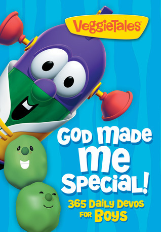 God Made Me Special! For Boys  by  VeggieTales