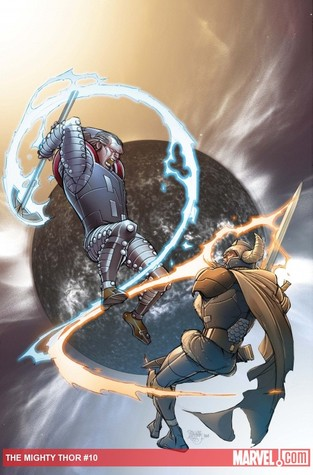 The Mighty Thor #10  by  Matt Fraction