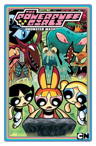 Powerpuff Girls Volume 2: Monster MASH Troy Little