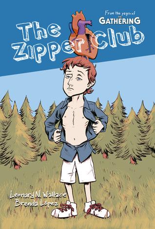 The Zipper Club (Book One)  by  Len N. Wallace