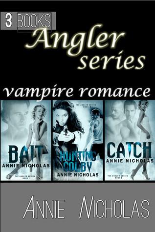 Angler 3 Book Box Set  by  Annie Nicholas