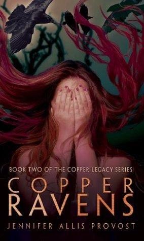 Copper Ravens Jennifer Allis Provost