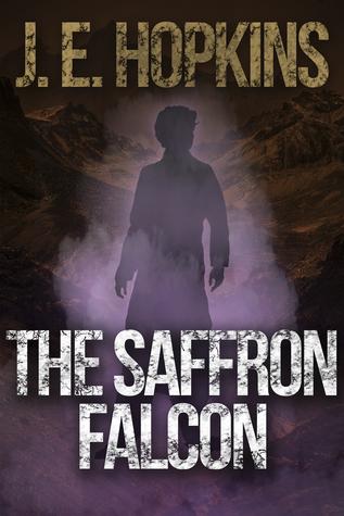 The Saffron Falcon  by  J.E.  Hopkins