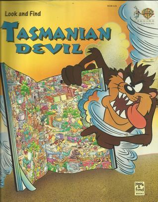 Look and Find: Tasmanian Devil Tom DeMichael