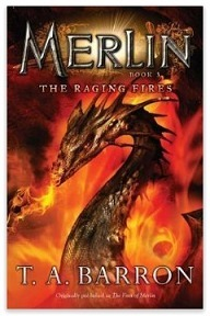 Merlin: Besneči plameni (The Lost Years of Merlin, #3)  by  T.A. Barron