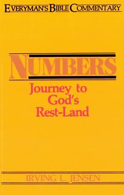 Numbers- Everymans Bible Commentary Irving L. Jensen