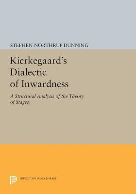 Kierkegaards Dialectic of Inwardness: A Structural Analysis of the Theory of Stages  by  Stephen N. Dunning