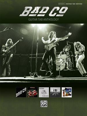 Bad Company Guitar Tab Anthology Bad Company