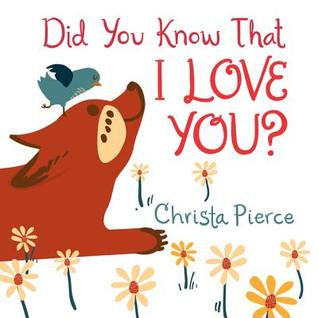 Did You Know That I Love You? Christa Pierce