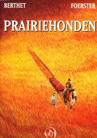 Prairiehonden  by  Philippe Foerster