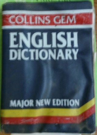 English Dictionary  by  Collins Publishers