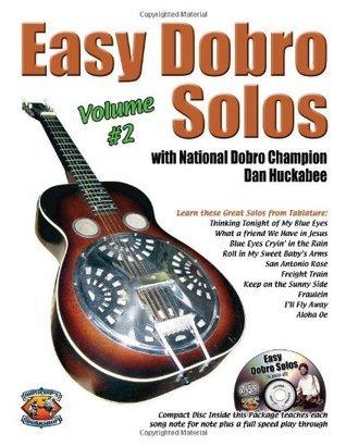 Easy Dobro Solos Vol. 2 (Book + CD)  by  Dan Huckabee