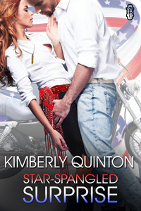 Star-Spangled Surprise Kimberly Quinton