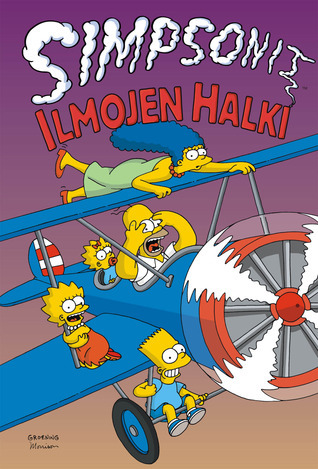 Simpsonit: Ilmojen halki  by  Matt Groening