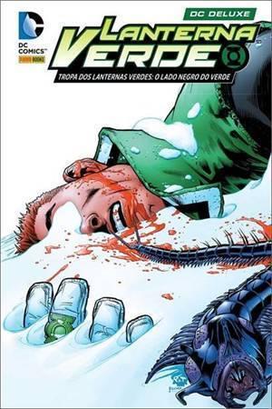Lanterna Verde – Tropa dos Lanternas Verdes: O Lado Negro do Verde Dave Gibbons