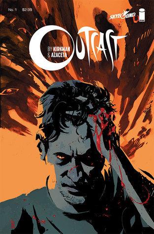 Outcast #1  by  Robert Kirkman