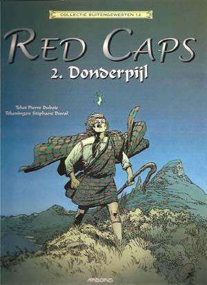 Donderpijl (Red Caps, #2) Pierre Dubois