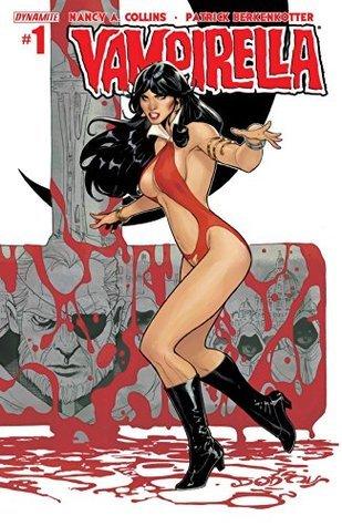 Vampirella #1 Nancy A. Collins