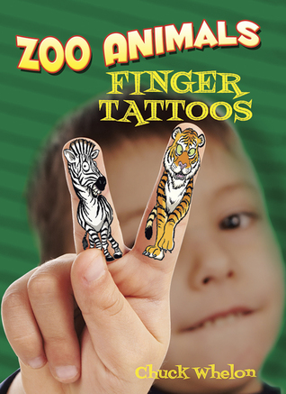 Zoo Animals Finger Tattoos  by  Chuck Whelon