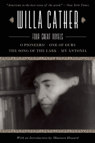 The Willa Cather Novels  by  Willa Cather