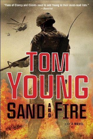 Sand and Fire (A Parson and Gold Novel)  by  Tom  Young