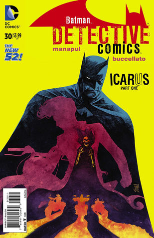 Detective Comics #30 Francis Manapul