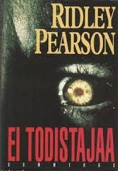Ei todistajaa  by  Ridley Pearson