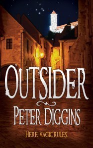 Outsider Peter  Diggins