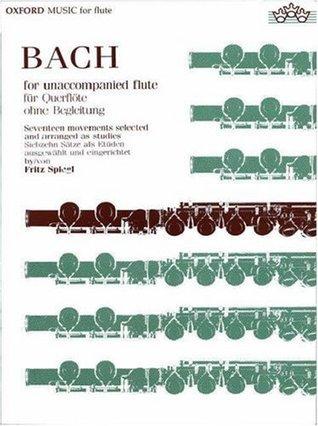 Bach for Unaccompanied Flute Johann Sebastian Bach