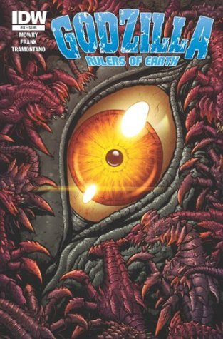 Godzilla: Rulers of Earth #11  by  Chris Mowry