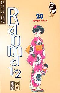 Ranma ½, 20: Ryogan voitto  by  Rumiko Takahashi