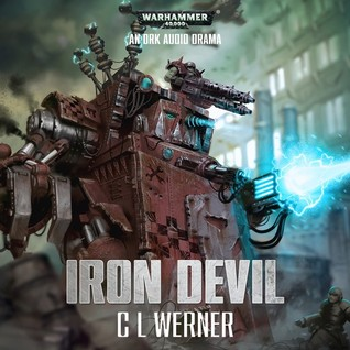 Iron Devil  by  C.L. Werner