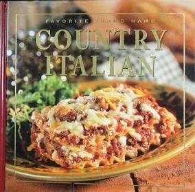 Country Italian  by  Publications International Ltd.