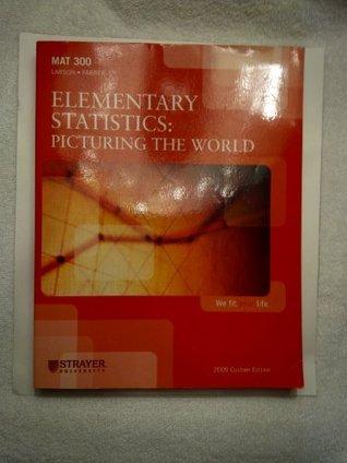 Elementary Statisics Strayer University
