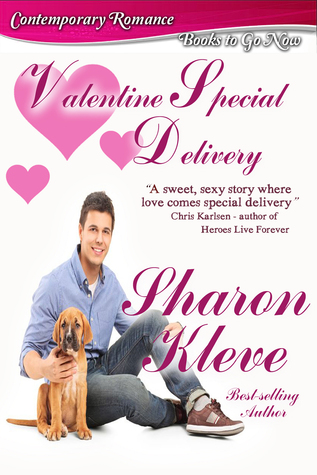 Valentine Special Delivery  by  Sharon Kleve