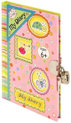 My Diary [Bugs with Lock]  by  Publications International Ltd.