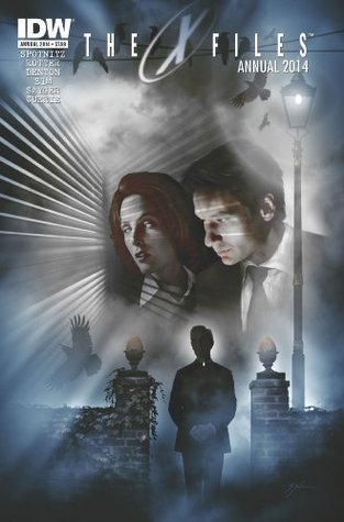 The X-Files Annual 2014  by  Frank Spotnitz