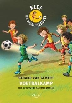 Voetbalkamp Gerard van Gemert