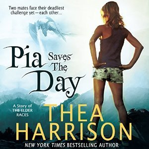 Pia Saves the Day (Elder Races, #6.6) Thea Harrison