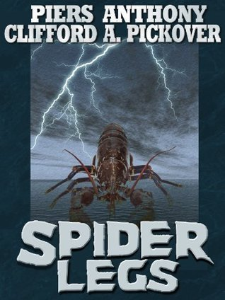 Spider Legs Piers Anthony