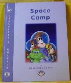 Space Camp (Collectors Edition 6)  by  Susan and Nardone, Aaryn-Wynn (Eds. ) Shelly