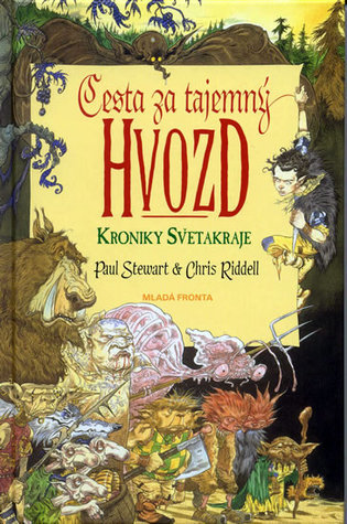 Cesta za tajemný hvozd (Edge Chronicles, #1)  by  Paul Stewart