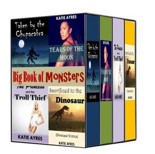 Big Book of Monsters Katie Ayres