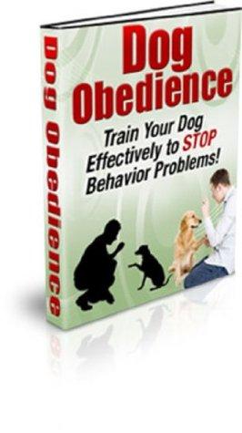 Train your Dog Effectively to STOP behaviour Problems Partha Sarkhel