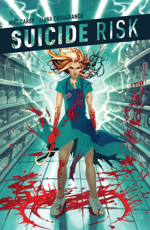 Suicide Risk Vol. 3  by  Mike Carey