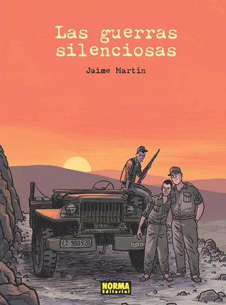 Las guerras silenciosas  by  Jaime Martín