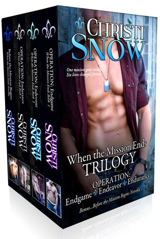 When the Mission Ends Trilogy Bundle Christi Snow