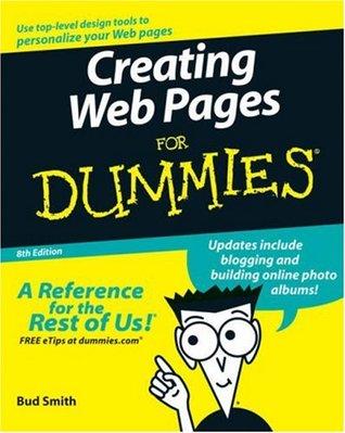 Paginas Web Para Dummies  by  Arthur Bebak